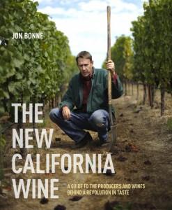 ジョン・ボネ氏著書『The New California Wine』