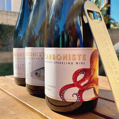 カーボニスト のスパークリングワイン
