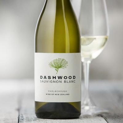 ダッシュウッドのワイン