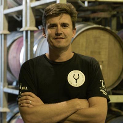 ダッシュウッドのワインメーカー、ストゥ・マーフェル