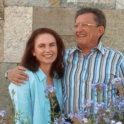 ケラー エステート創業者のアルトゥーロ&デボラ・ケラー夫妻