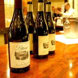 リトライのワイン会風景
