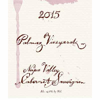 パルマッツ ヴィンヤーズのワインラベル